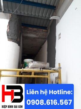 Sửa chữa nhà phố – KDC – An Bình – TP Biên Hòa